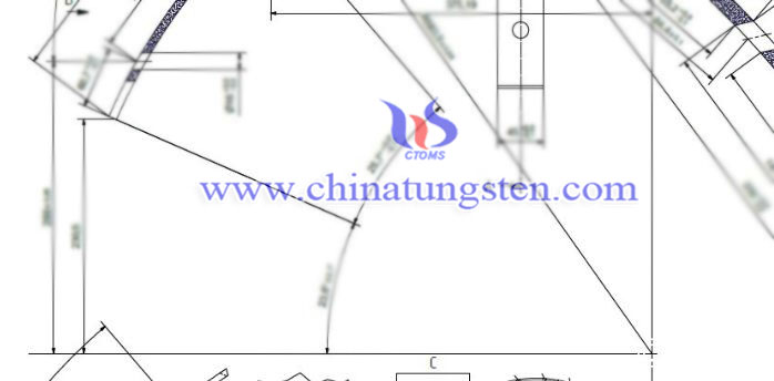 customized tungsten carbide sheet image