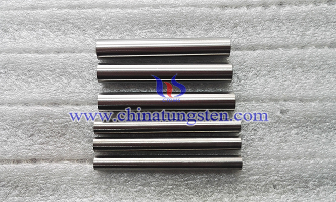 tungsten alloy billet for dart picture