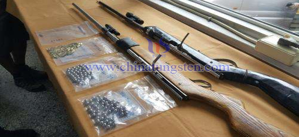 tungsten alloy for hunting guns picture