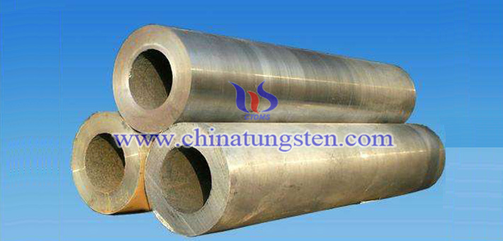 tungsten copper tube image