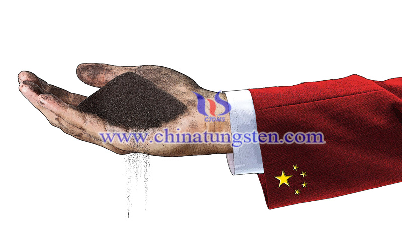 China reduced rare earth exports to the US in June image