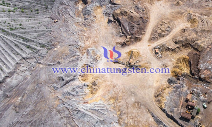 Sisson Tungsten-Molybdenum Project image