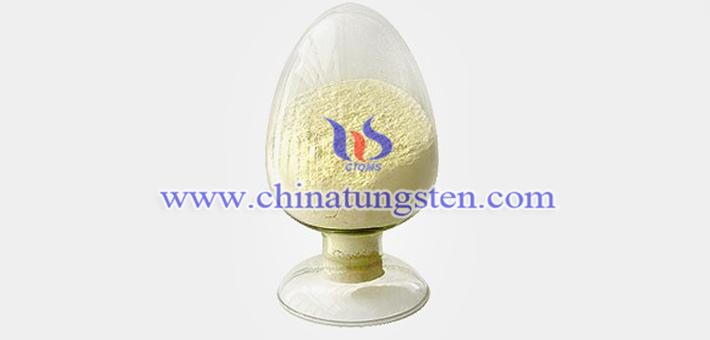 cerium oxide image