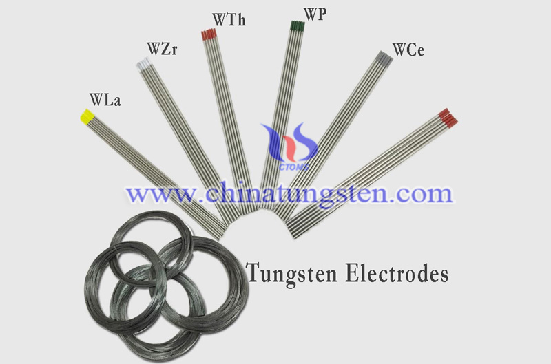tungsten electrodes image