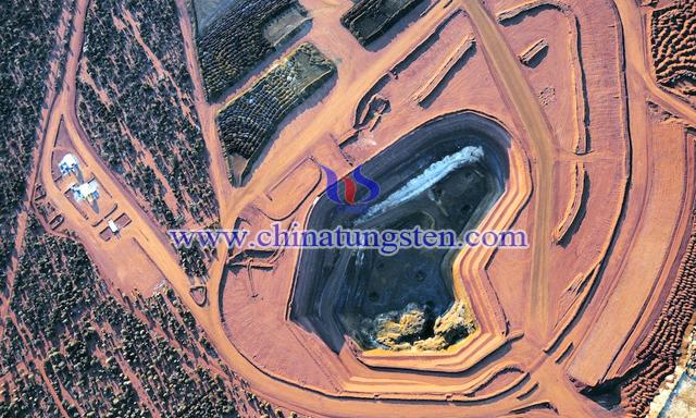 澳大利亞韋爾德山稀土礦