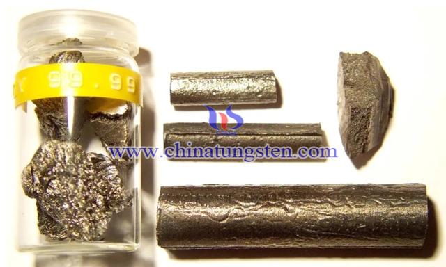 稀土金屬鏑圖片