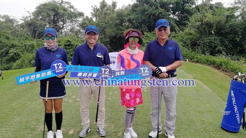the event invited professional players Dan Li and Qifeng Xiao image