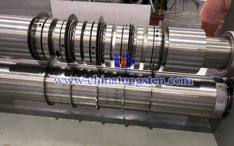 tungsten carbide industry developed rapidly in Ganzhou image