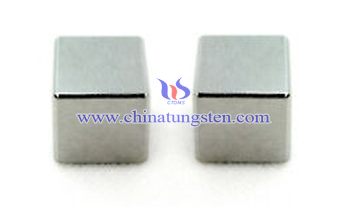 tungsten heavy alloy cube picture