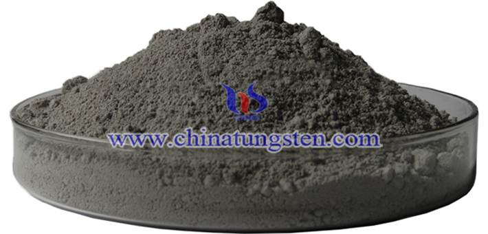 tungsten powder image