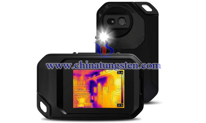 infrared thermal imager picture