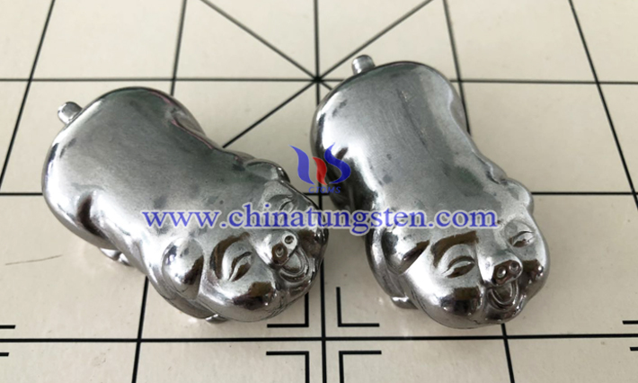 tungsten alloy zodiac pig picture