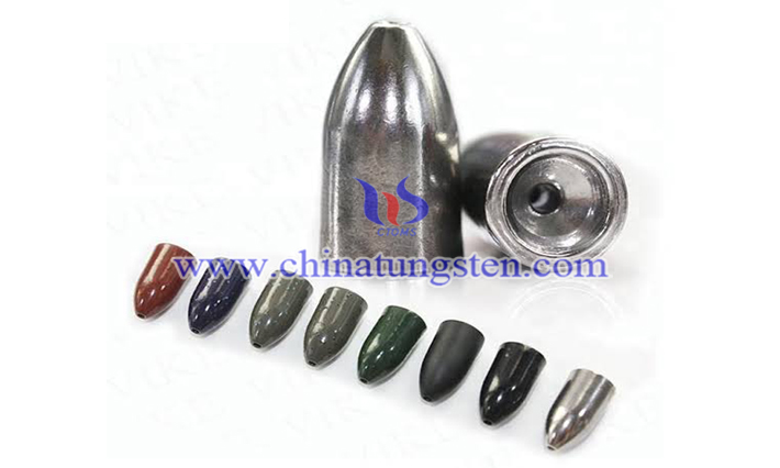 tungsten fishing weight picture