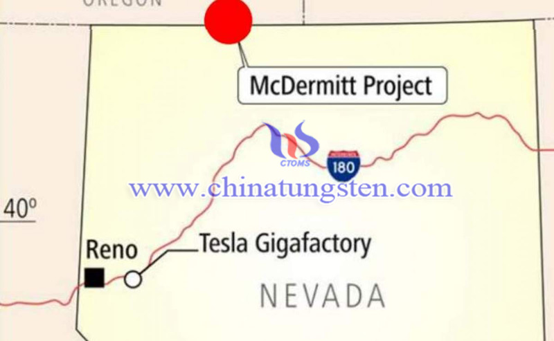 McDermitt Lithium Project in Nevada image