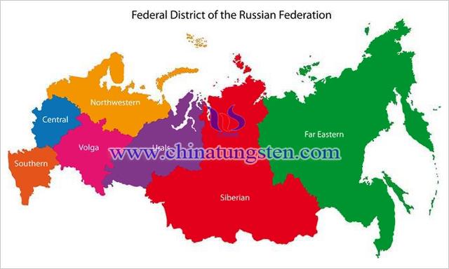 俄羅斯八大聯邦區