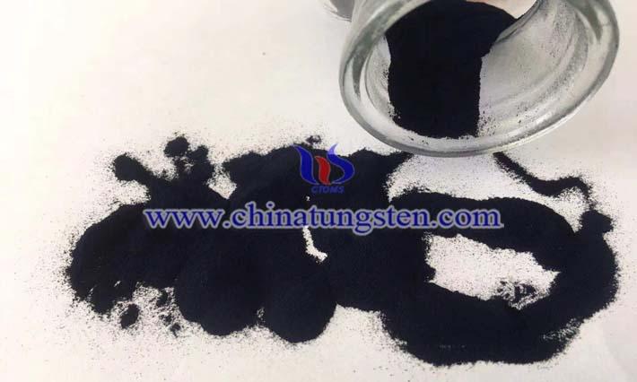 紫色氧化钨图片