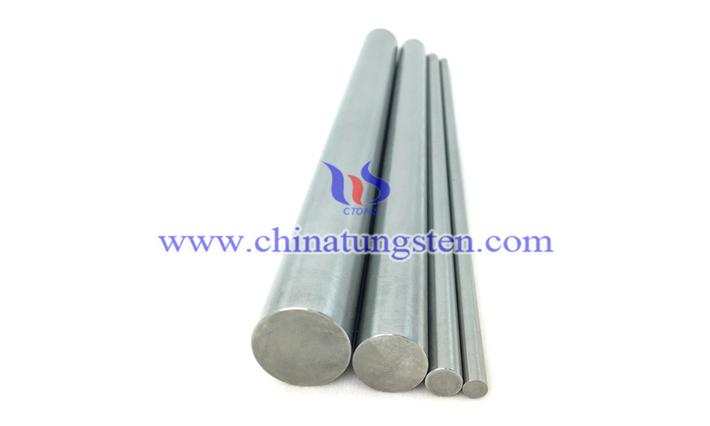 tungsten heavy alloy rod picture