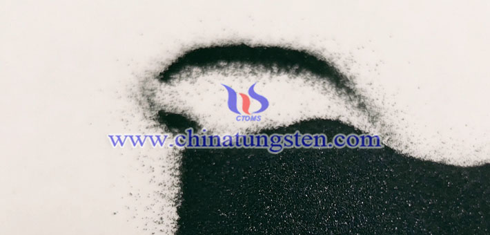 Cs0.33WO3 applied for heat insulating glass coating image
