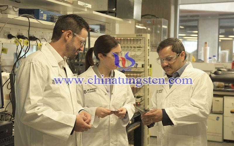Monash University team image