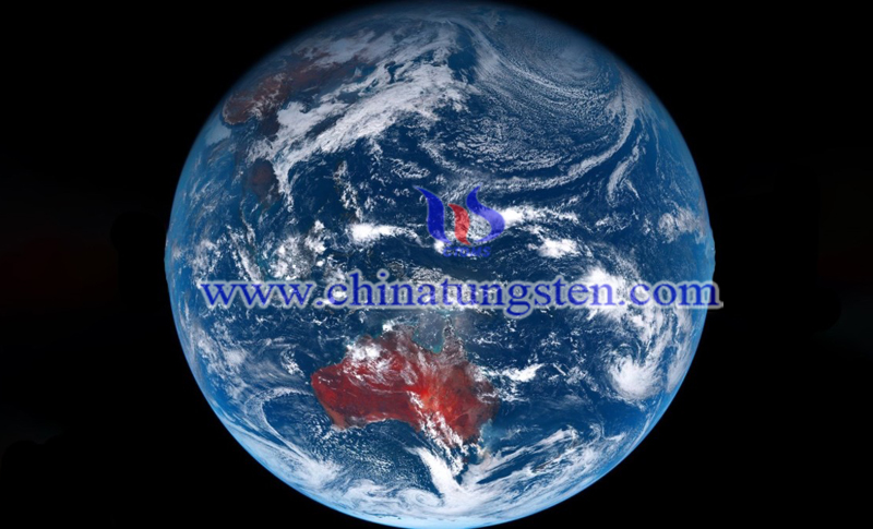 shocking satellite image reveals extent of Australian fires image