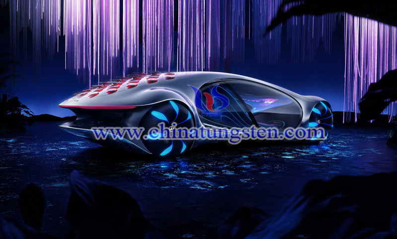 the Mercedes-Benz Vision AVTR image