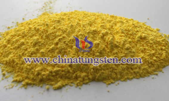 tungstic acid image