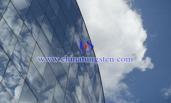 Cs0.32WO3 applied for transparent thermal insulating coating picture