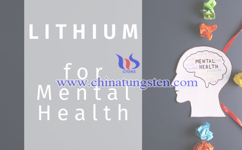 lithium for mental health image