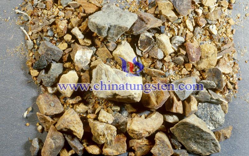rare earth ore image