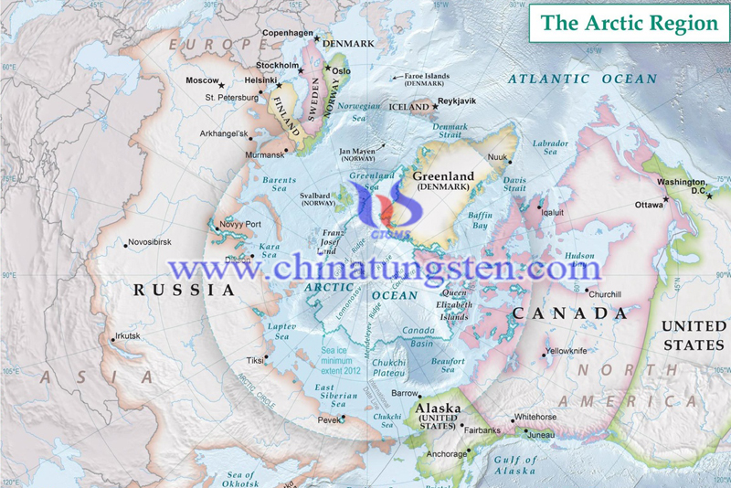 the Arctic region image