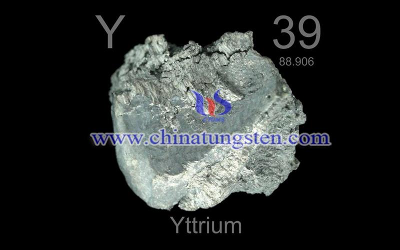 the yttrium element image