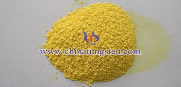 tungstic acid image
