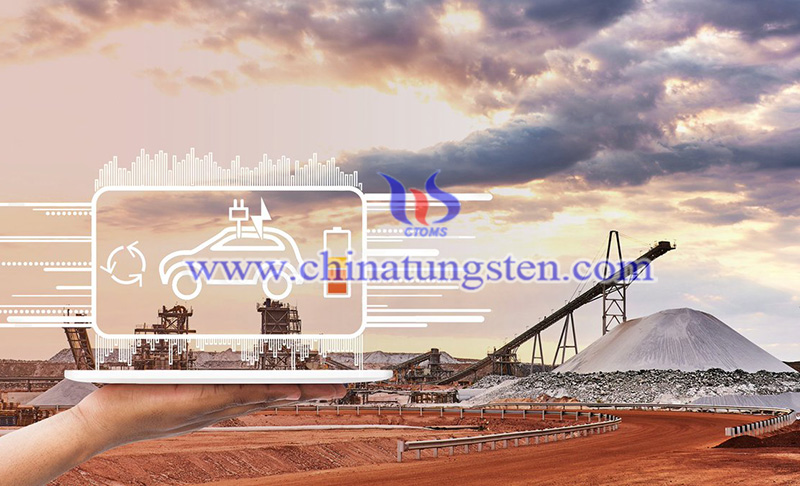 Pilgangoora Lithium-Tantalum Project image