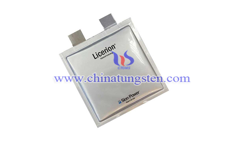 Sion Li-metal batteries to offer 420wh per kg commercially image