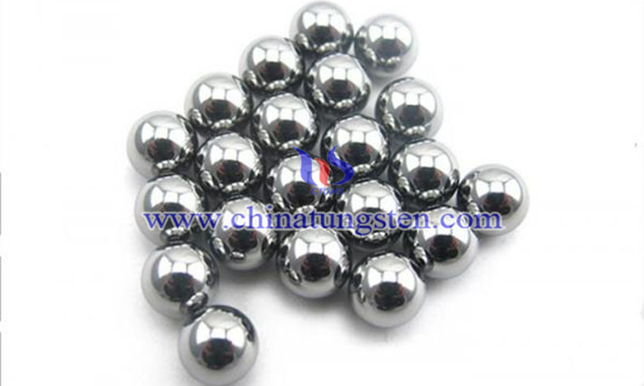 military tungsten alloy ball picture