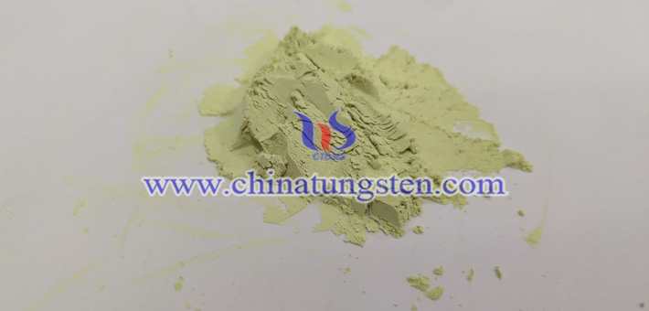 nano tungsten oxide applied for nano transparent heat insulation coating image
