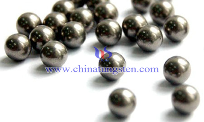 tungsten alloy ball picture