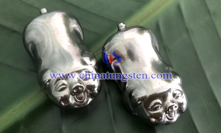 tungsten alloy pig picture