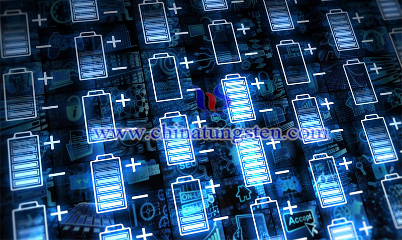AI tech applied in battery manufacturing image