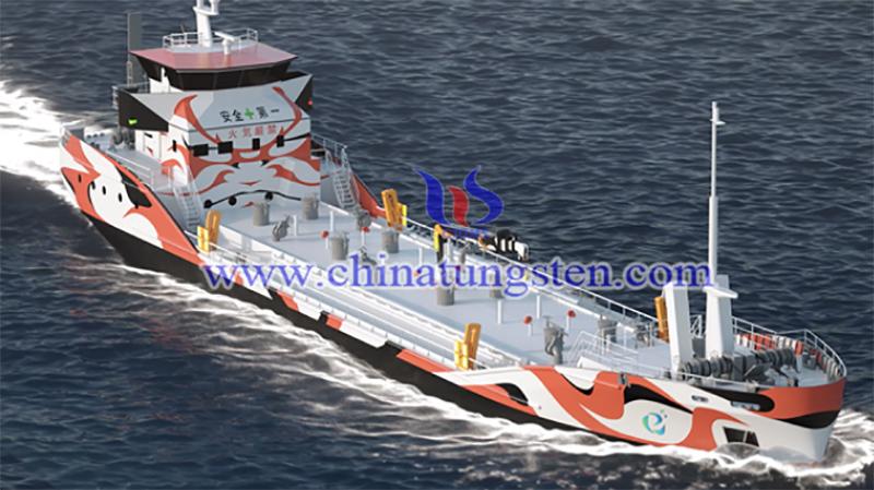 Asahi tanker image