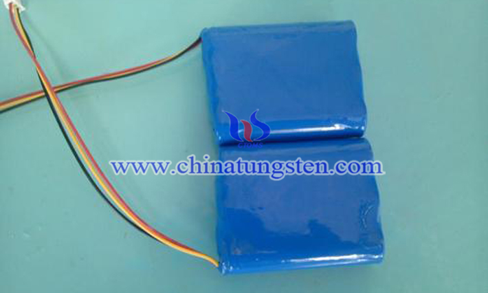 鋰電池圖片