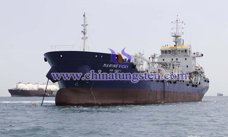 bunker vessel of Vitol Group image