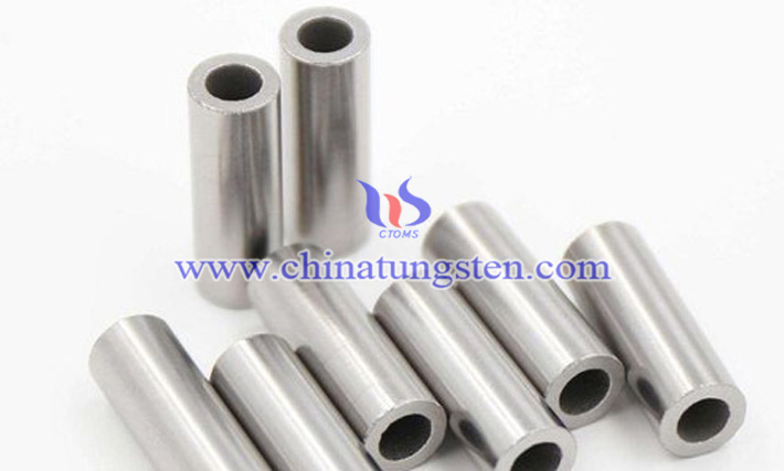 tungsten alloy tube picture