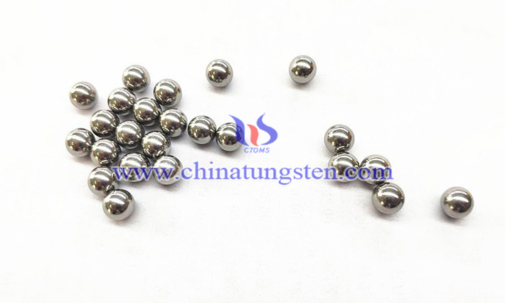 tungsten heavy alloy ball picture