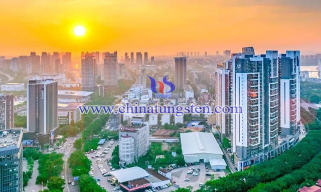 贛州加快籌建國家鎢與稀土產業計量測試中心