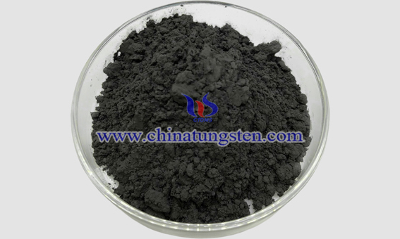 tungsten carbide powder photo