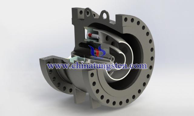 鉻鉬鋼安全閥圖片