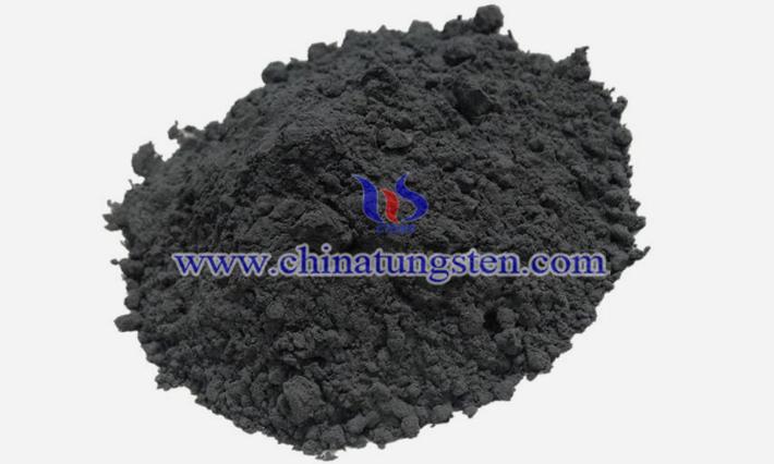 tungsten disulfide photo