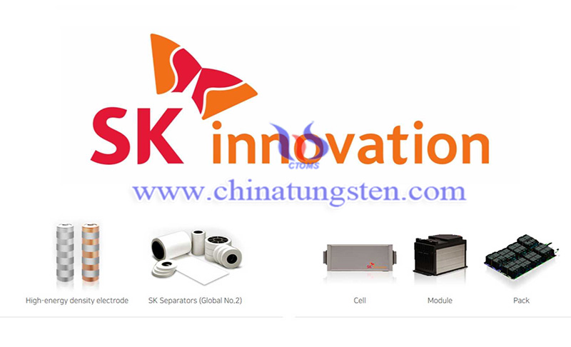 SK Innovation secures green loan for battery investment image