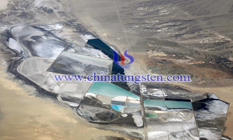 lithium mining processes image